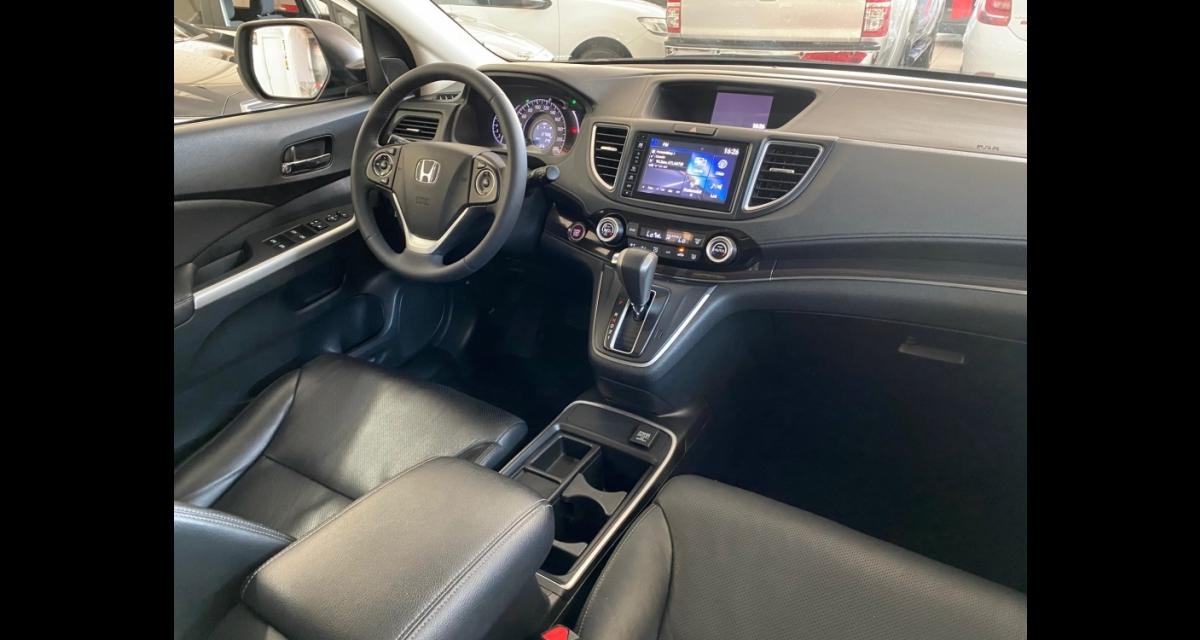 CR-V EXL 2.0 16V 4WD/2.0 Flexone Aut.